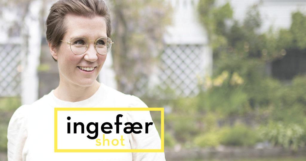 Ingefær Shot #33: Hvordan få stillhet inn i hverdagen